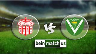 مشاهدة مباراة النصر الليبي وحسنية اكادير بث مباشر اليوم