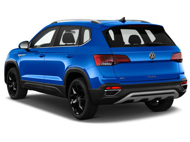 2022 Volkswagen Taos Review