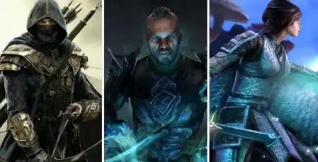 Elder Scrolls Online,ESO,PvP Build,