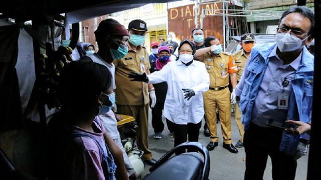 Ditawari Tempat Tinggal Oleh Risma, Gelandangan Jakarta Kabur