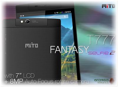 Tablet Mito T777 Fantasy Selfie2