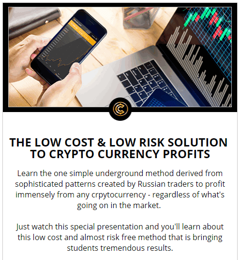 Cryptocurrency Institute Reviews, Bitcoin Cryptocurrency Offer