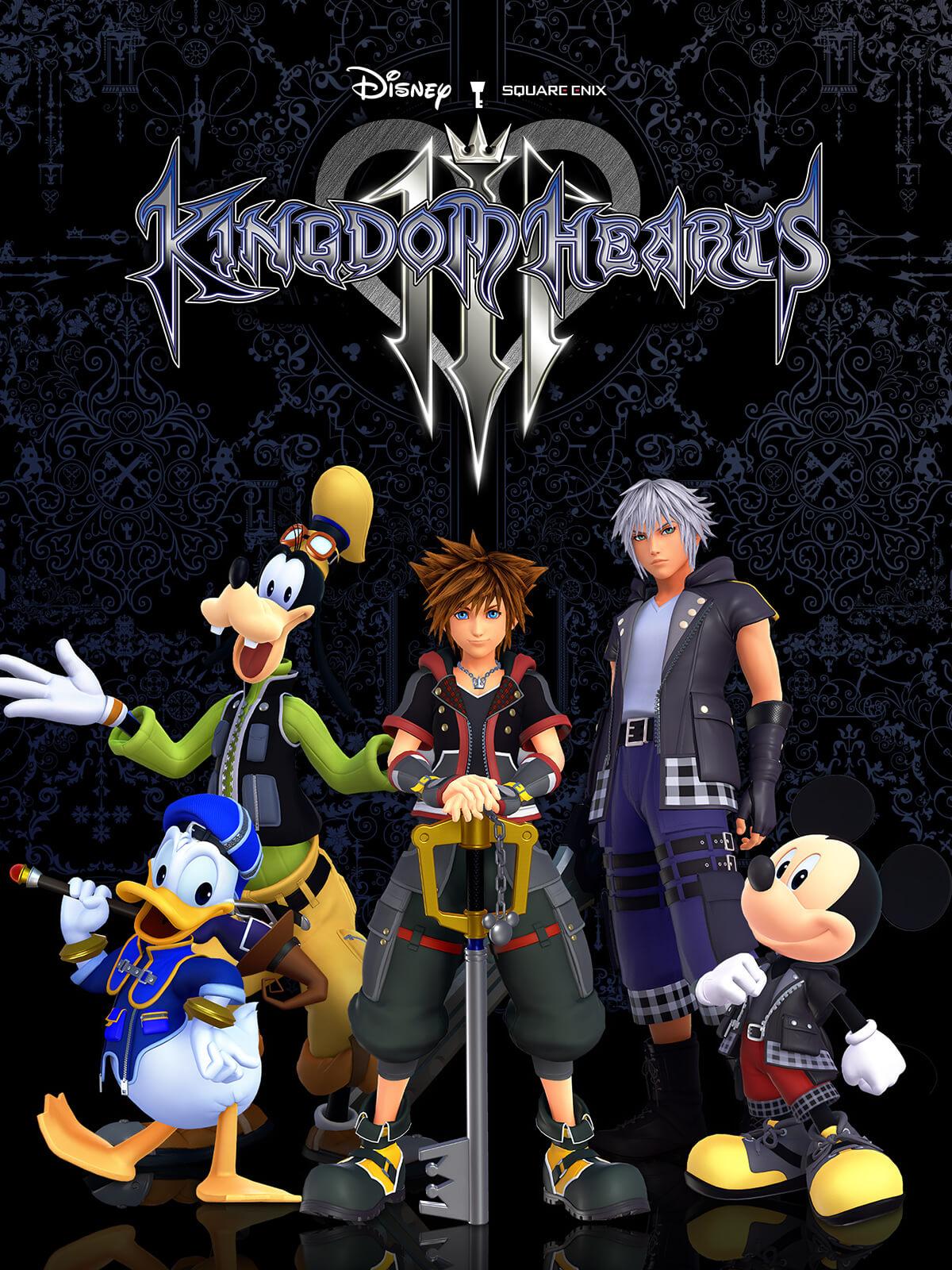 Kingdom Hearts III and Re Mind Torrent