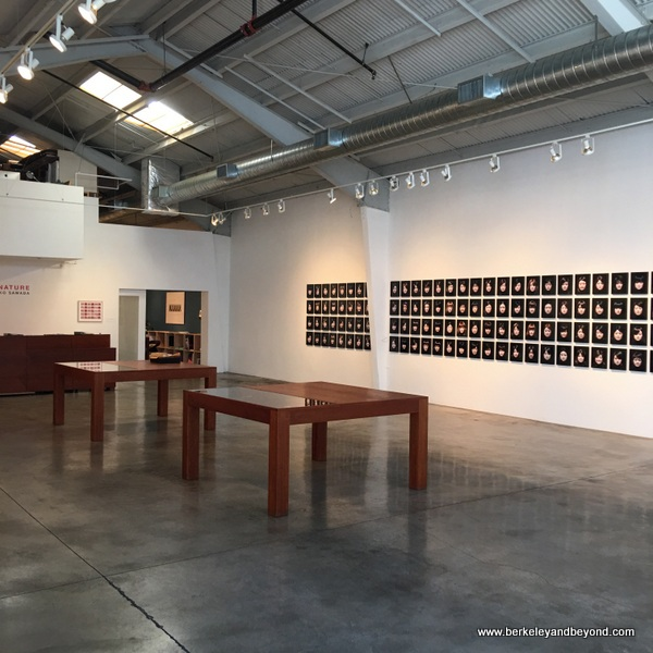 Rose Gallery at Bergamot Station Arts Center in Santa Monica, California