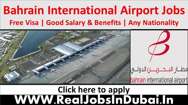 Bahrain Airport Career 2021
