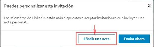 Añadir una nota es opcional - Consultoria-SAP.com