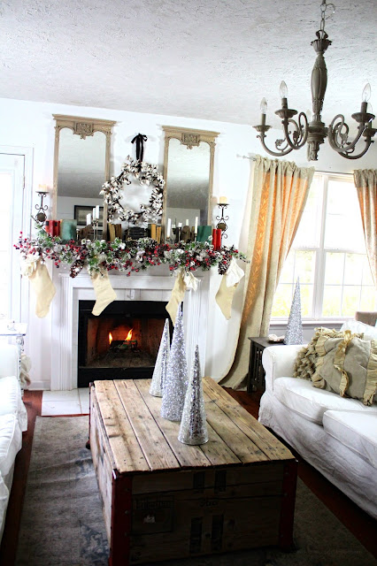 Cottage Style, Decorating, Interior Design, Vintage,
