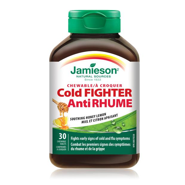 Jamieson cold fighter review
