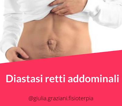 pancia diastasi