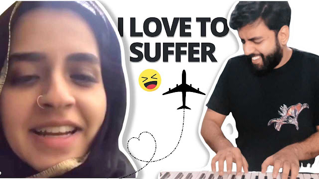 I Love To Suffer Lyrics – Yashraj Mukhate | Baji Bombastic