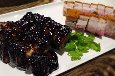 Char, char siew roast pork