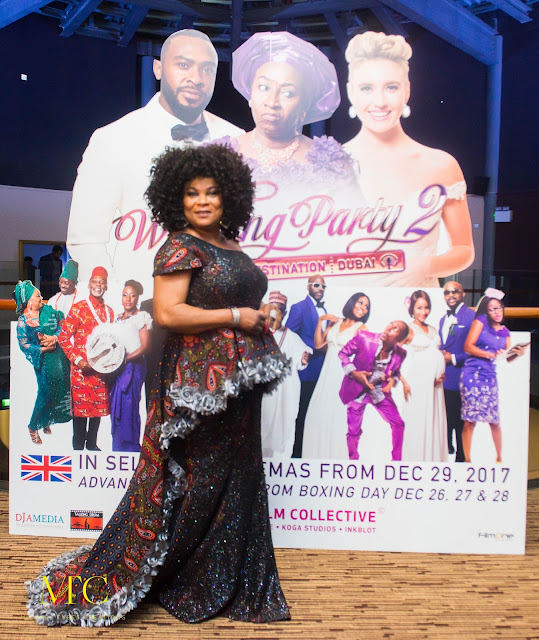 London Came To A Stand Still Yesterday At The Premiere Of Wedding Party 2 Which Held Odeon Cinema Greenwich Had Well Over
