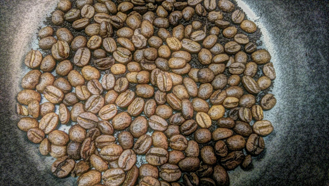Coffee beans free picture for commercial use
