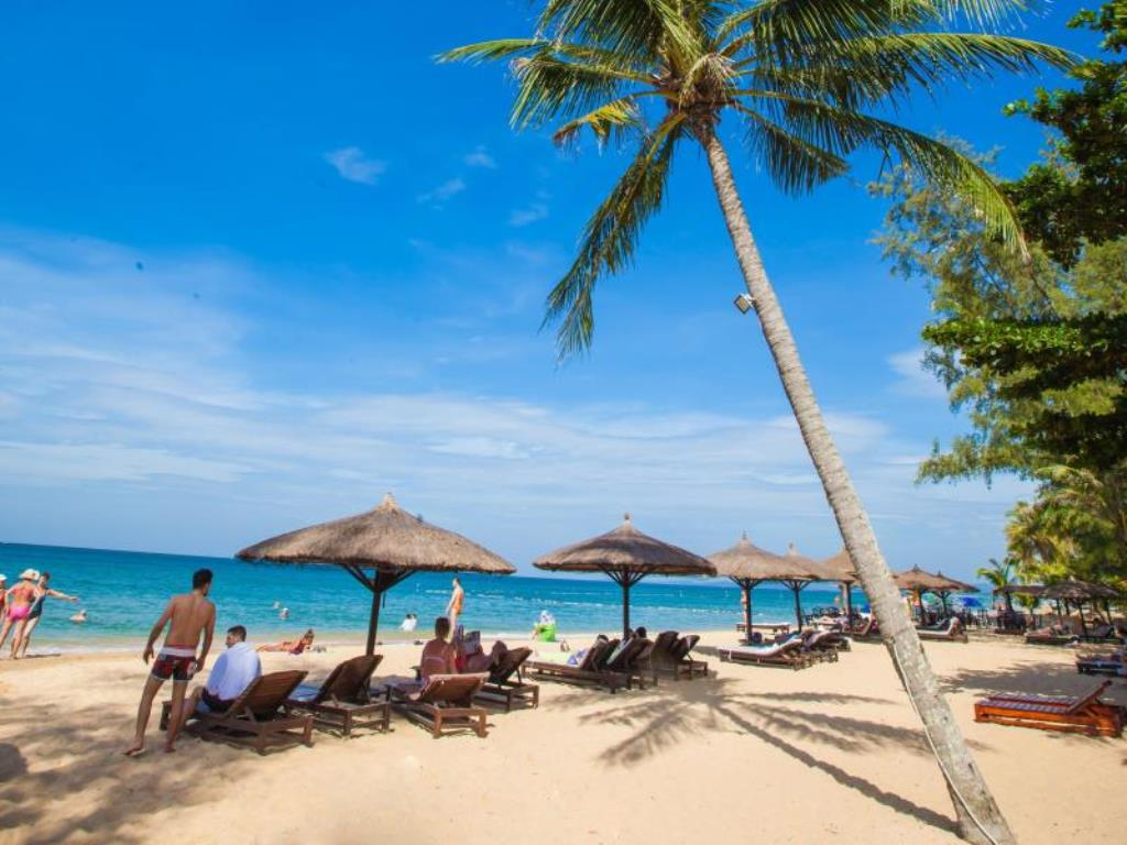 Phu Quoc best area to stay: Long Beach (Bai Truong)