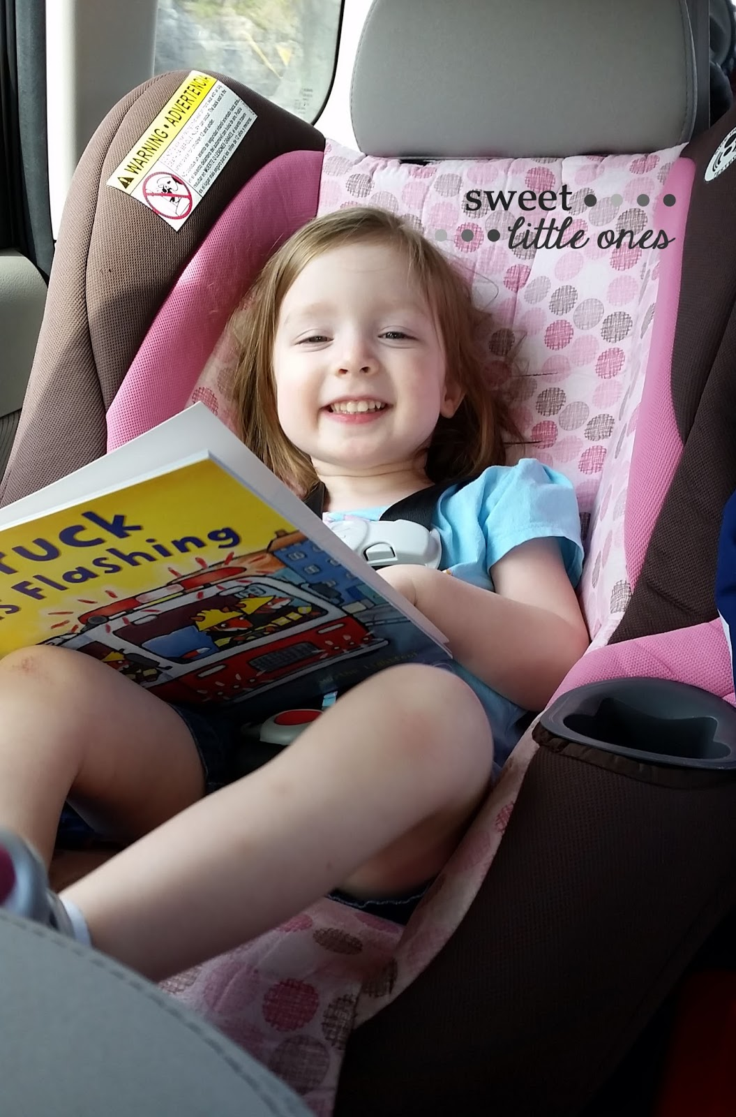 Planning a Road Trip with Kids - Favorites for a long car ride with little ones - www.sweetlittleonesblog.com