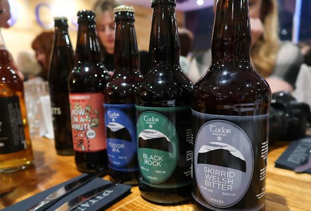 Welsh brewed beers