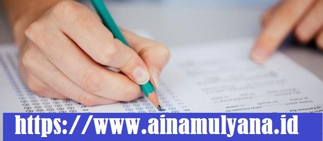 Soal dan Jawaban Soal UTS PTS Kelas 8 SMP MTS Semester 1 (Ganjil) Tahun 2021 - 2022 Kurikulum 2013