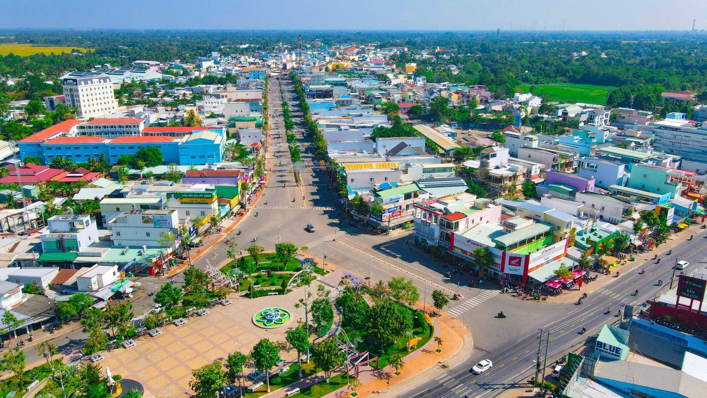 Quận Ô Môn là đô thị vệ tinh của thành phố Cần Thơ