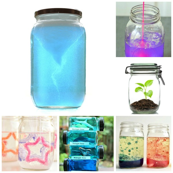 30 MUST-TRY JAR EXPERIMENTS FOR KIDS