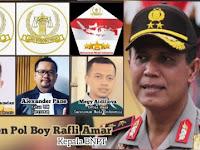 DPP Surosowan Indonesia Bersatu, Apresiasi dan Dukung Komjen Pol Boy Rafli Amar Jadi Kapolri
