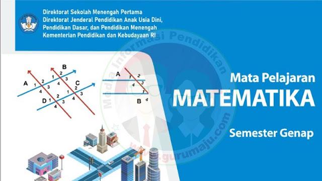 Download Modul PJJ MATEMATIKA Kelas 7 SMP Semester 2