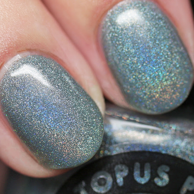 Octopus Party Nail Lacquer Ice Ice Maybe