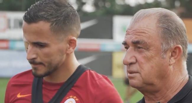 Galatasaray'da Omar Elabdellaoui açıklaması geldi