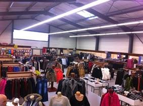 boutique de déstockage de la marque Fracasse dans le Cantal