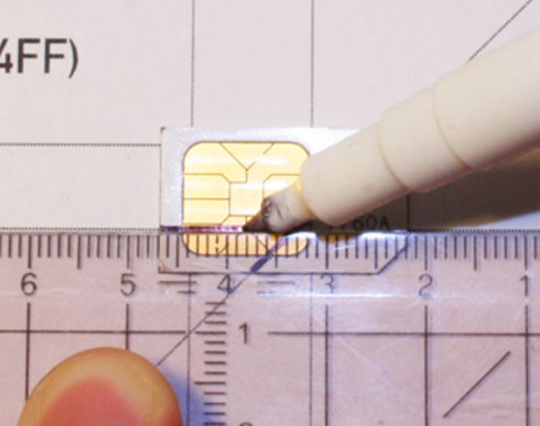Sim Karte Auf Nano Schneiden.Divport Der Etwas Andere Hafen Micro Sim Zu Nano Sim Schneiden