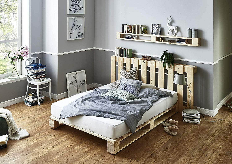 Cómo hacer una cama de palets paso a paso1