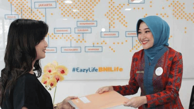 Lowongan Kerja BNI Life Penempatan Tangerang dan Cilegon