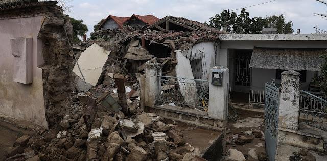 Πλημμύρες στην Εύβοια: Νεκρό βρέφος από την κακοκαιρία, πληροφορίες και για τέταρτο νεκρό