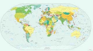 ترتيب العالم المساحة mape.jpg