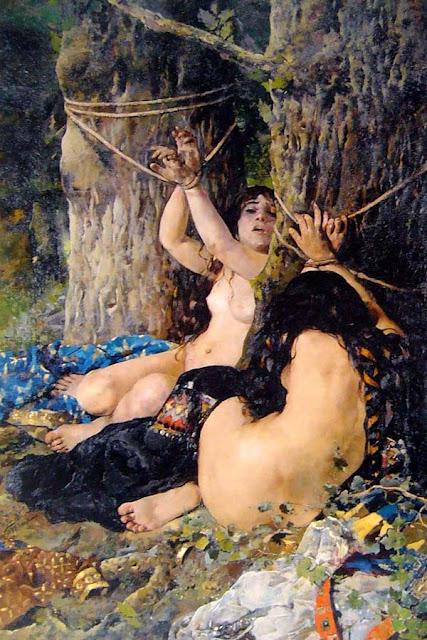 Pinazo, Las hijas del Cid