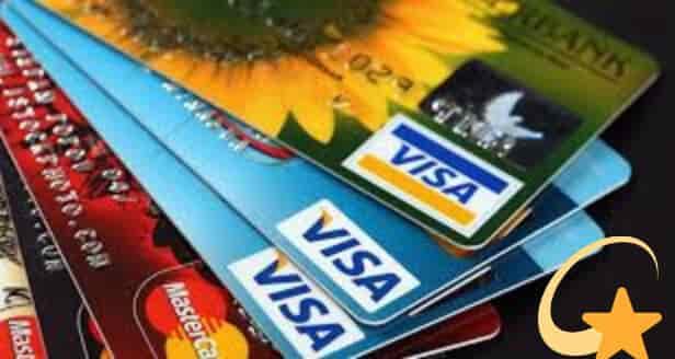 أنواع بطاقات الائتمان واستخداماتها