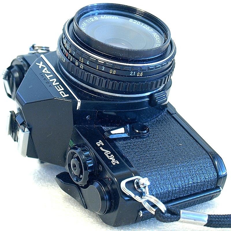 Film Camera Review: Pentax MV1