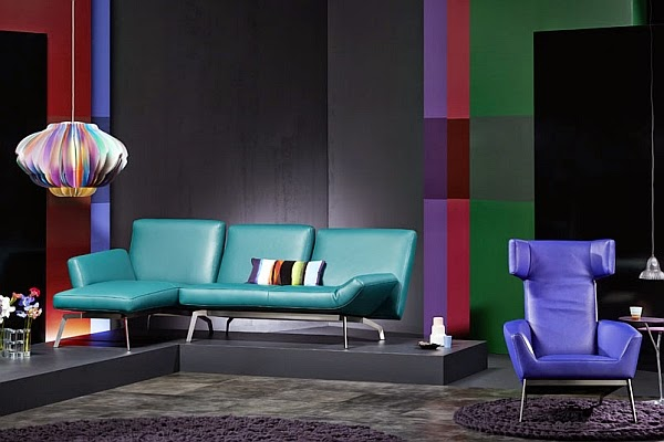 Luxuosos e modernos sof s contempor neos decora o f cil for Sofas modernos contemporaneos