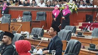 Jelang Berakhir sebagai Anggota DPRA, Azhari Cagee Interupsi, Bicara soal Bendera dan Himne Aceh