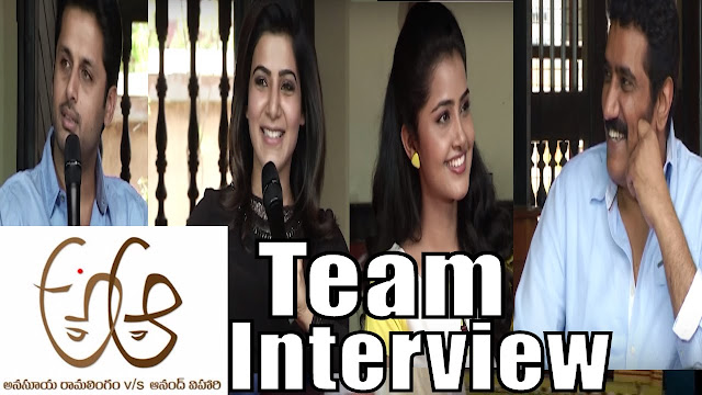 A..Aa Team Special Interview