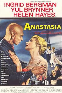 Anastasia (1956) [Latino-Castellano-Ingles] [Hazroah]