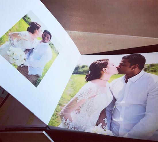 Lộ ảnh cưới của diễn viên Nguyệt Ánh và ông xã Ấn Độ - 1
