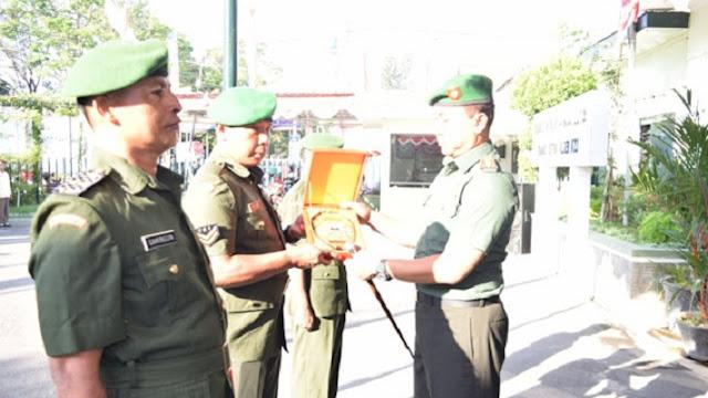 3 Prajurit TNI Masuki Persiapan Pensiun, Ini Pesan Dandim Klaten