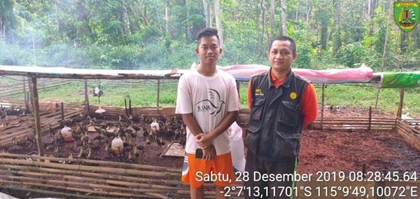 Desa Magantis, Bangkirayen, Karang Langit dan Patung Bersiap Jadi Produsen Daging Itik