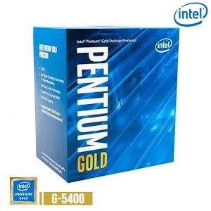 Processor Intel Pentium Gold G5400 Box Coffee Lake Socket LGA 1151