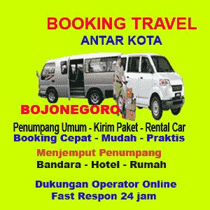 jasa Travel surabaya Bojonegoro