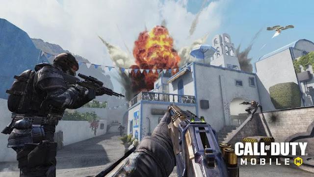 تحميل لعبة كول اوف ديوتي موبايل للكمبيوتر Call of Duty: Mobile for PC
