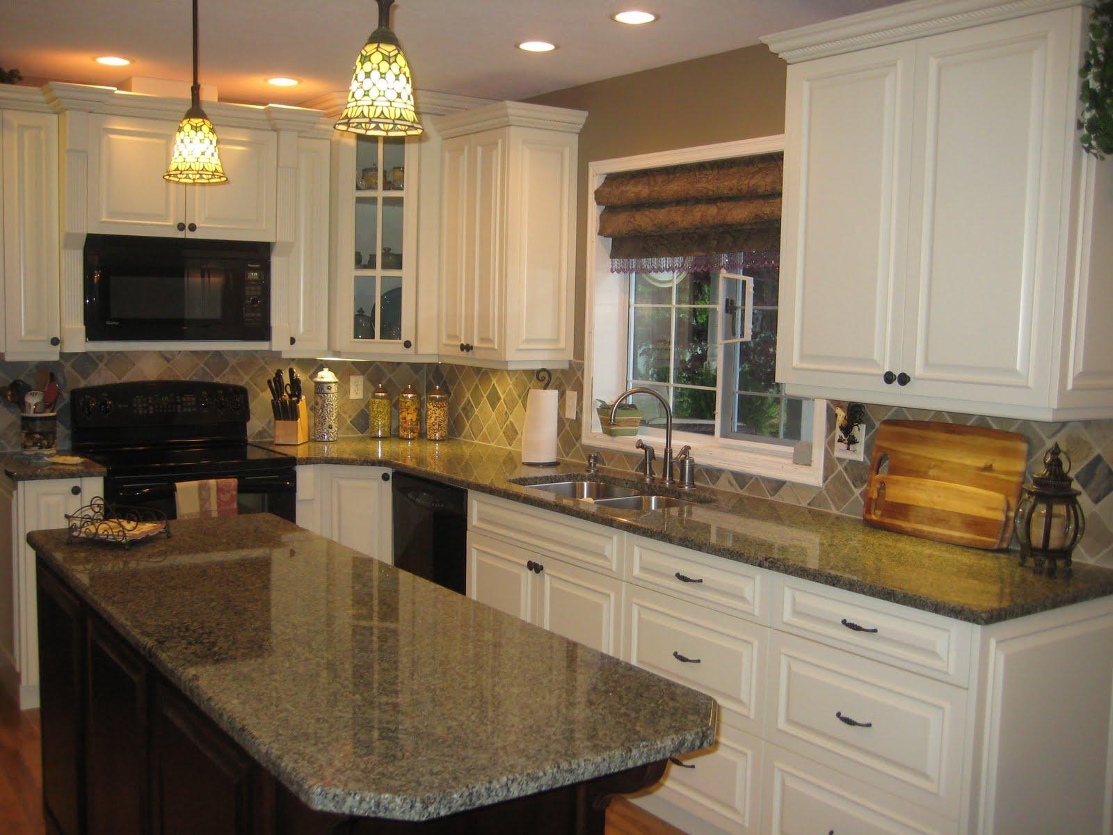 cream kitchen with dark island cream kitchen cabinets and