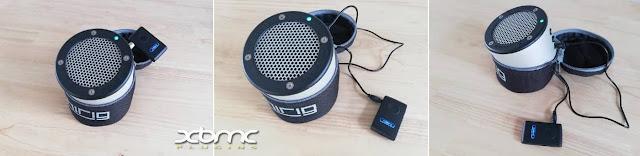 usar transmisor en altavoz sin bluetooth
