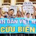 Nhà Trắng hồi đáp vụ cá chết hàng loạt ở Việt Nam