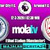 Prediksi Manchester City vs Arsenal — 12 Maret 2020